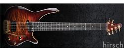 Hirsch SB-1 Radius smallbody electric guitar